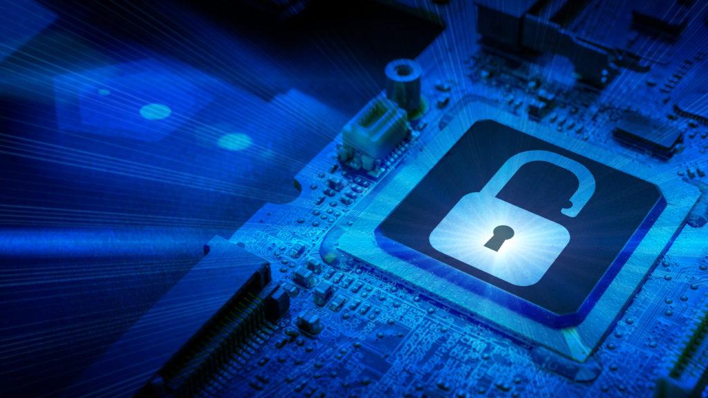 Hardware Based Security - gesichertes Steuergerät