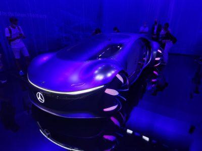 Mercedes Vision AVTR IAA 2021