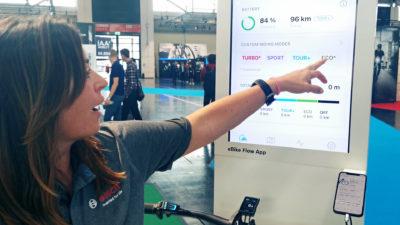 Bosch eBikes auf der IAA Mobility 2021
